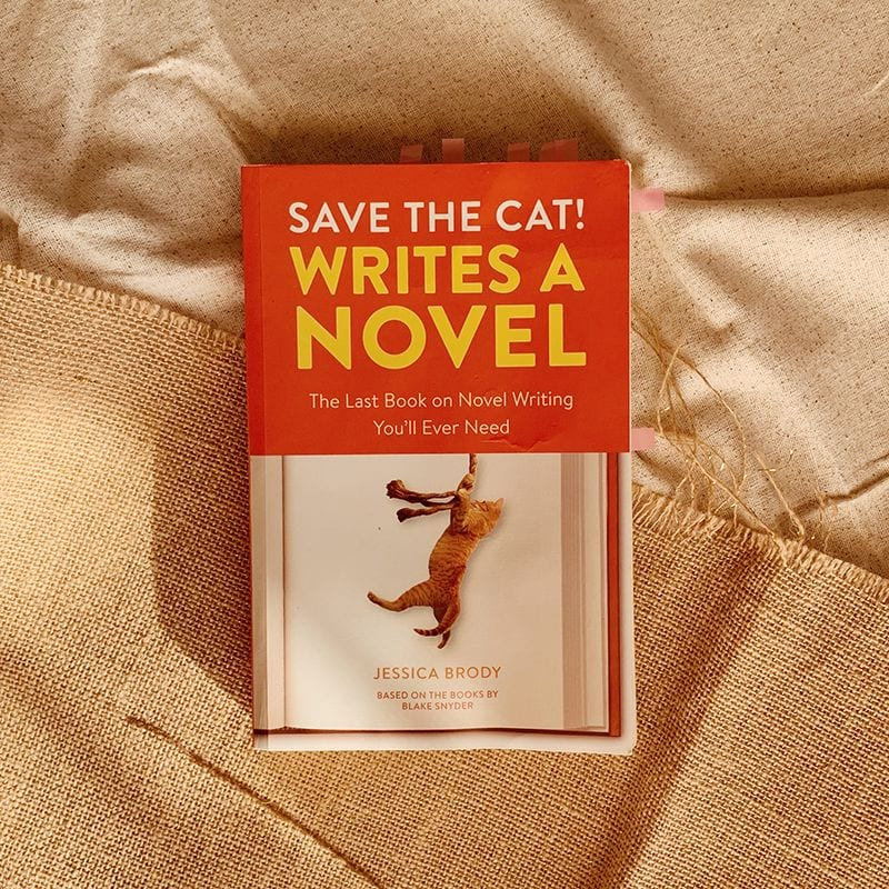 Photo of Save the Cat! Writes a Novel by Jessica Brody